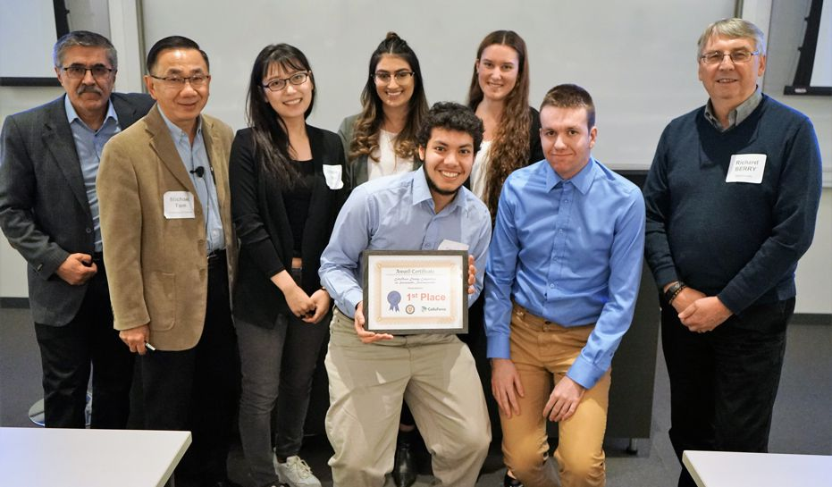 For the past 6 years, CelluForce has sponsored the sustainable nanomaterials design competition at the...